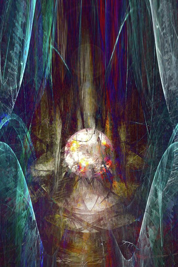 Crystal Ball by Linda Sannuti