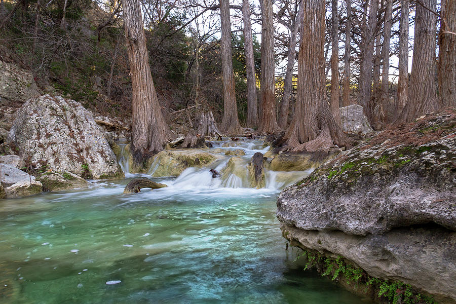 Crystal Cool Waters by Amy Sorvillo