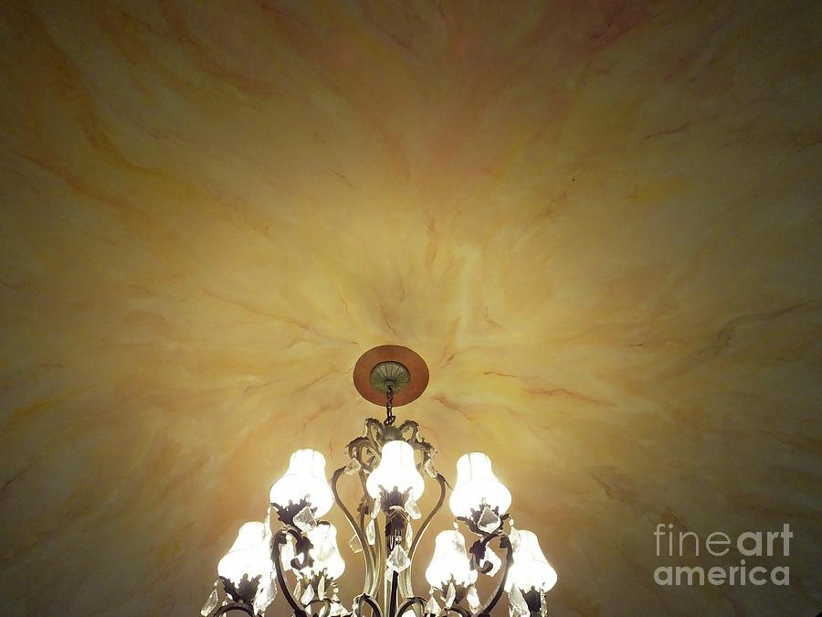 Cu10 Custom ceiling dome Country Inn and Suites Athens GA by Lizi Beard-Ward