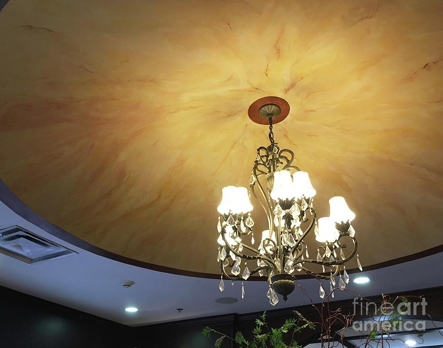 cu11 Ceiling dome Coutnry Inn and Suites Athens GA by Lizi Beard-Ward