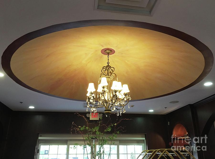 cu9Ceiling dome Country Inn and Suites Athen GA  by Lizi Beard-Ward