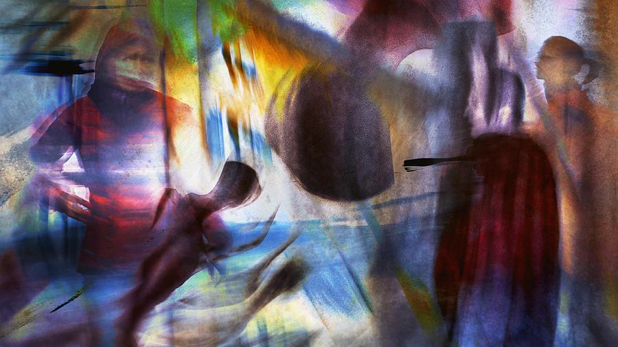 Color Photograph - Cuba by The Jar - Geir Jartveit