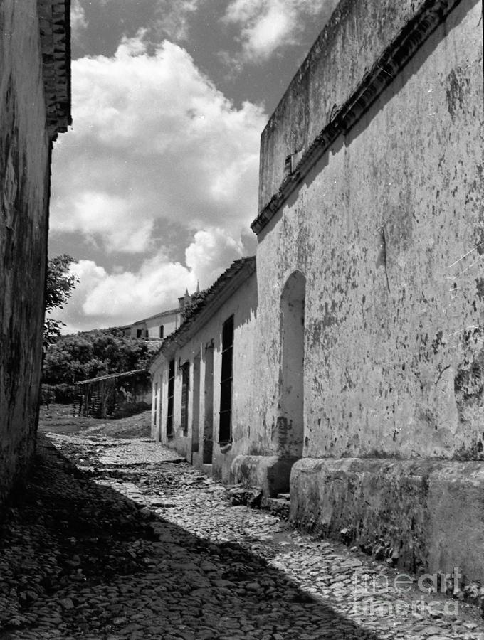 Cuban village by Venancio Diaz