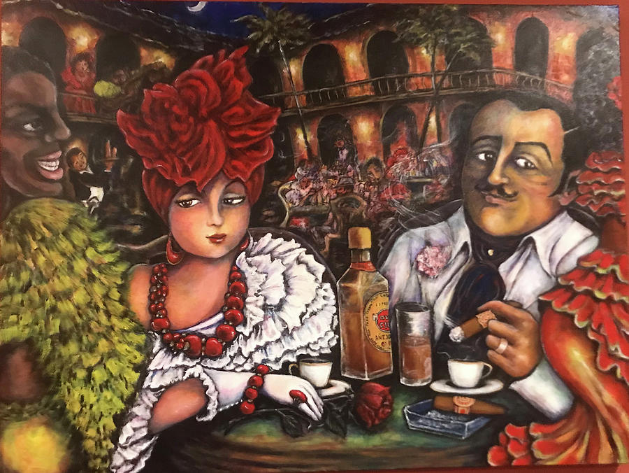 Cuban Marriage by Rae Chichilnitsky
