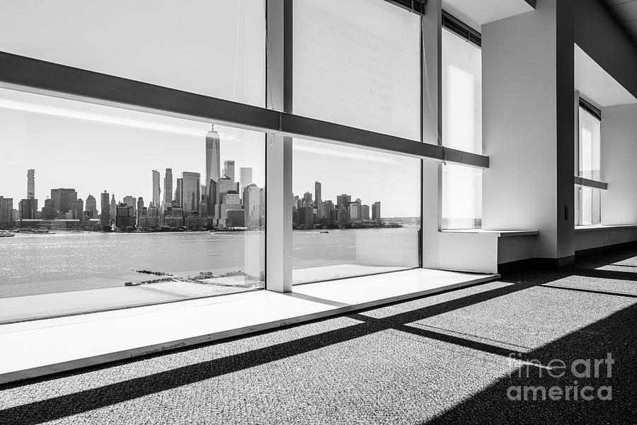Cubicle Views Photograph