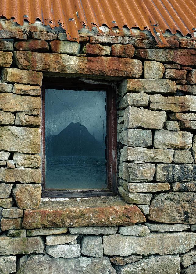 Cuillin Reflection Photograph