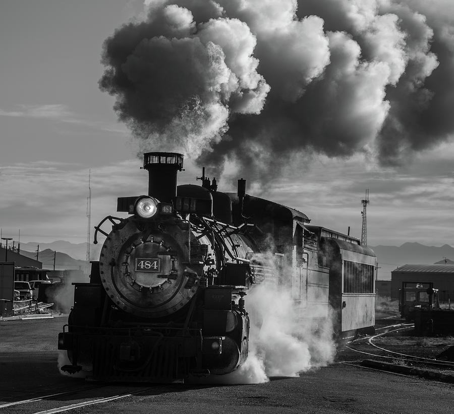 Cumbres and Toltec Steam Train by Dean Ginther