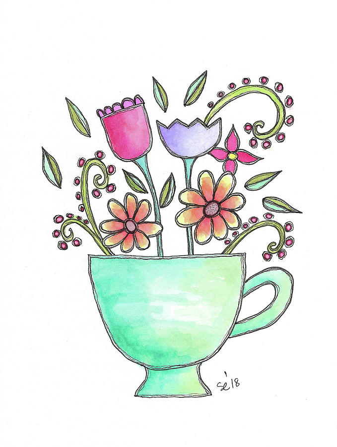 Cup of Fun by Susan Campbell