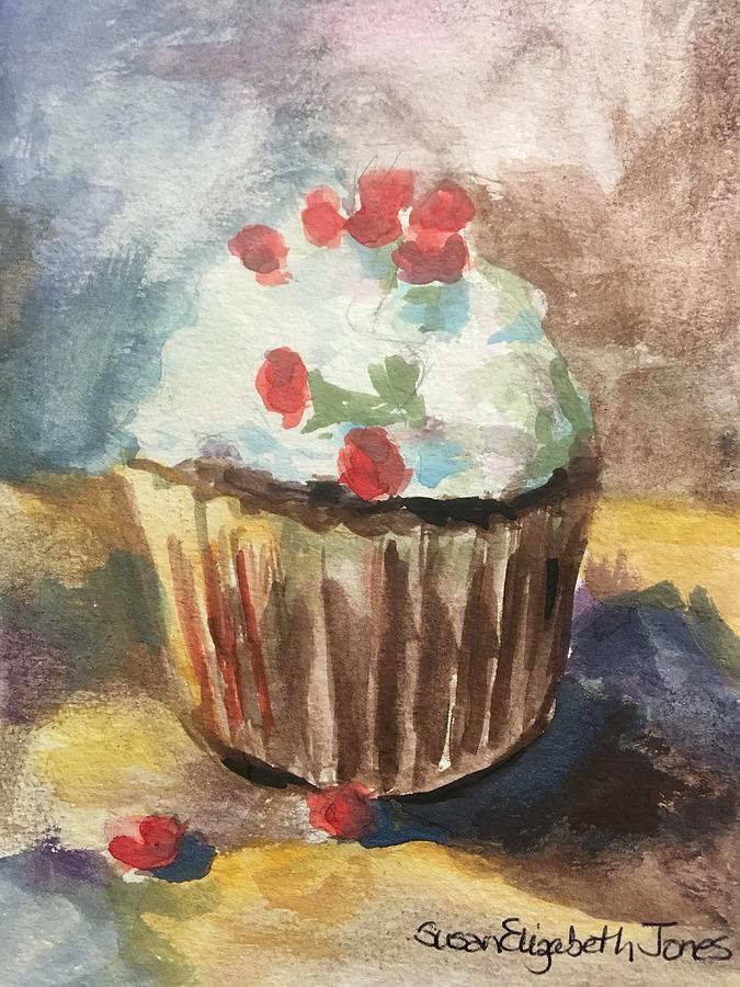 Cupcake by Susan Elizabeth Jones