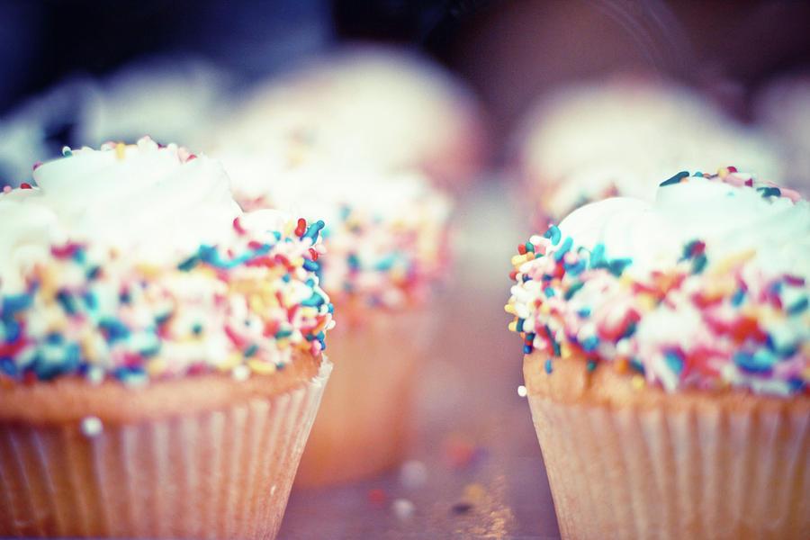 Cupcakes Photograph by Carmen Moreno Photography