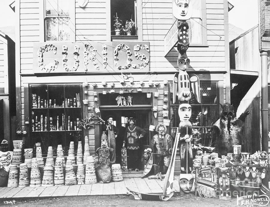 Curio Store Photograph by Bettmann