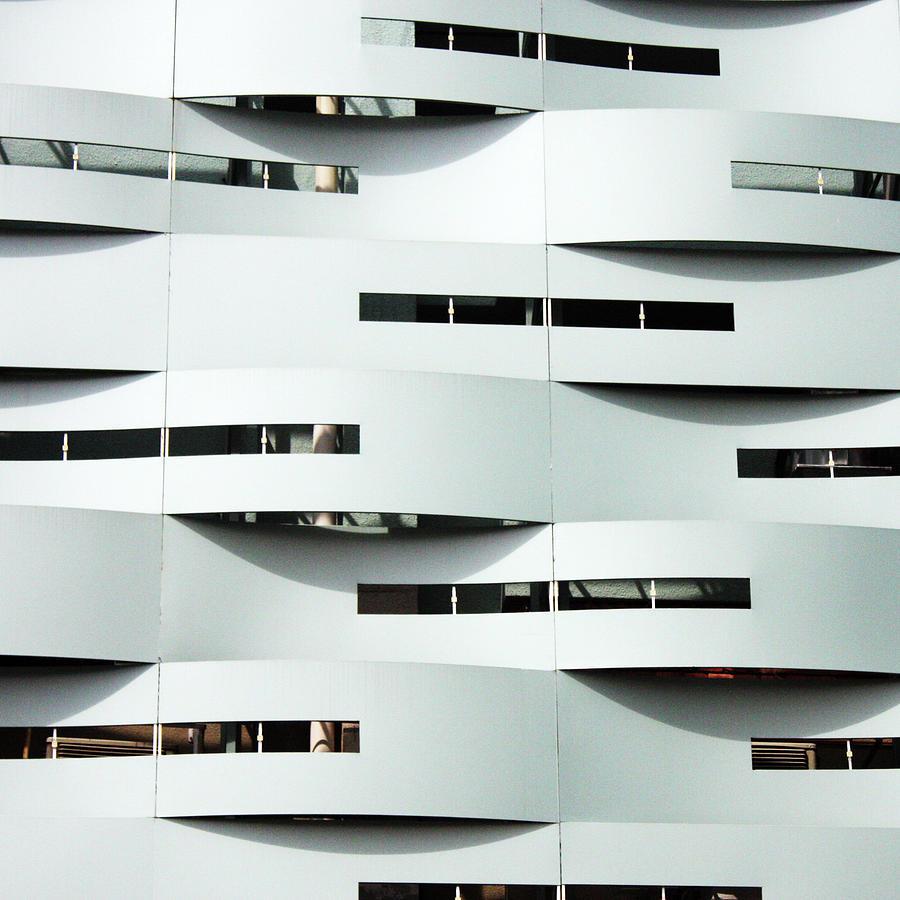 Curve Photograph - Curvilinear by Neaz Ahmed