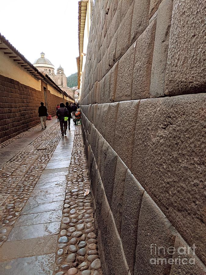 Cusco 1 by Julie Pacheco-Toye