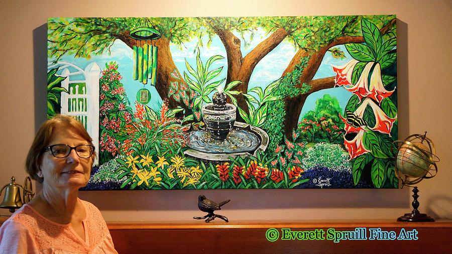 Customized Art by Everett Spruill