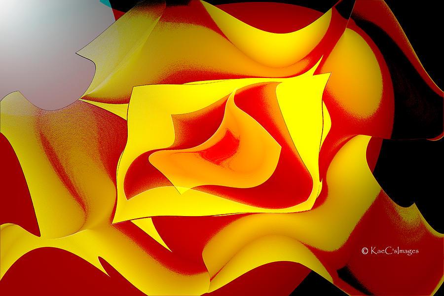 Cut Flowers by Kae Cheatham