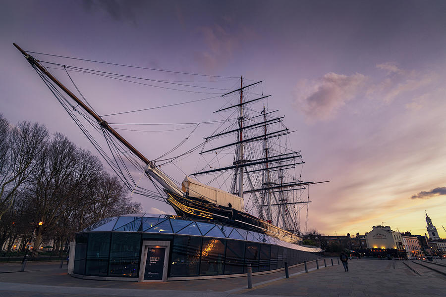Cutty Sark by James Billings