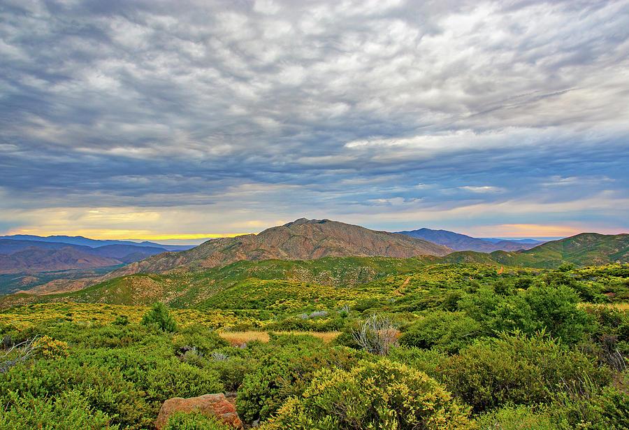 Cuyamaca Mountain Landscape by Anthony Jones