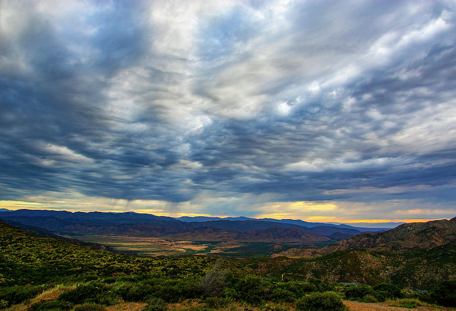 Cuyamaca Skies by Anthony Jones