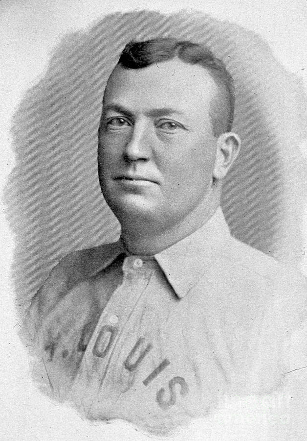 Cy Young St. Louis 1899 Photograph by Transcendental Graphics