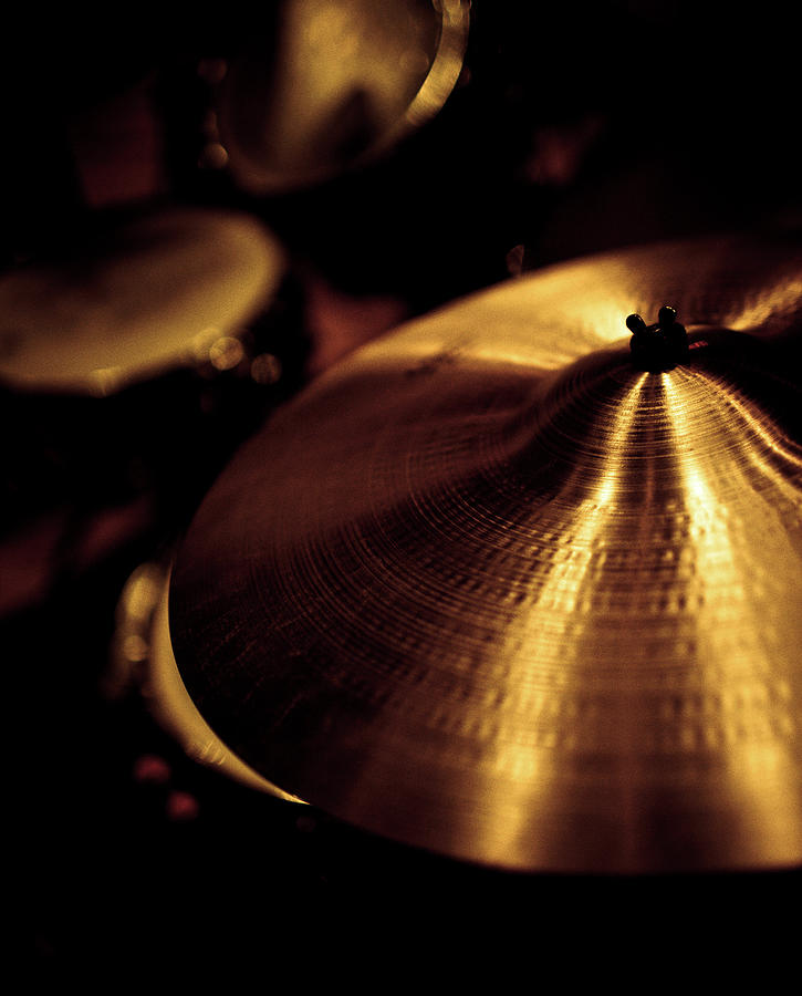 Cymbals Photograph by Thepalmer