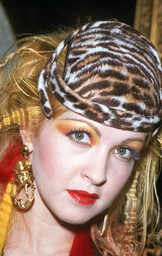 Cyndi Lauper Earrings