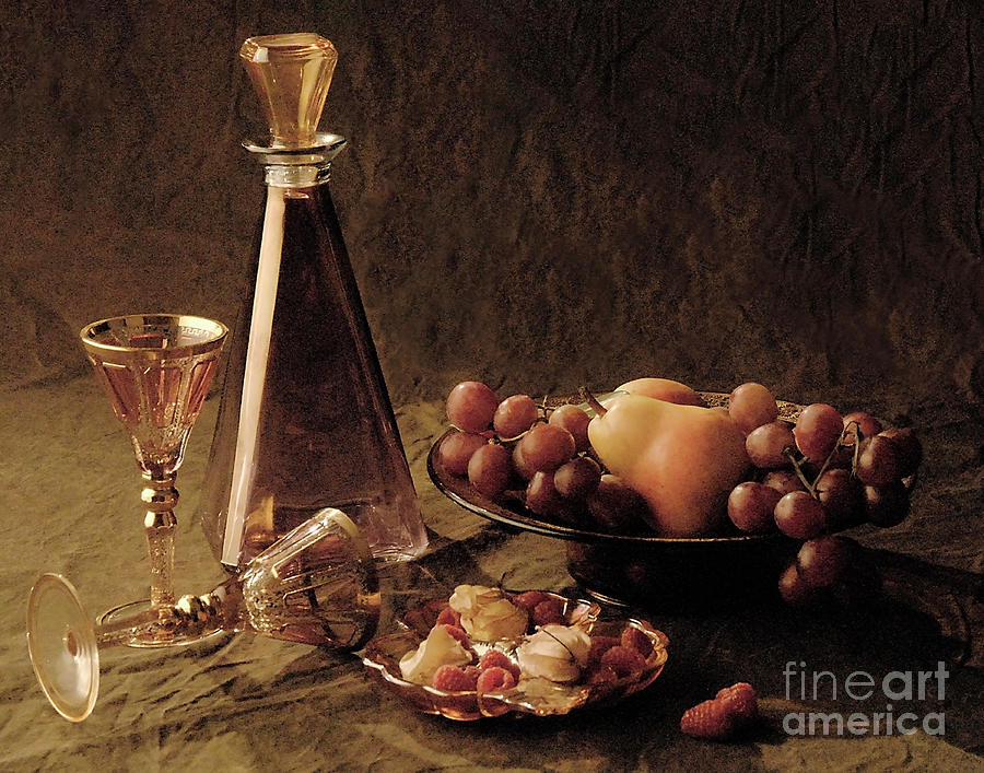 Czech Glass by Kathleen Gauthier
