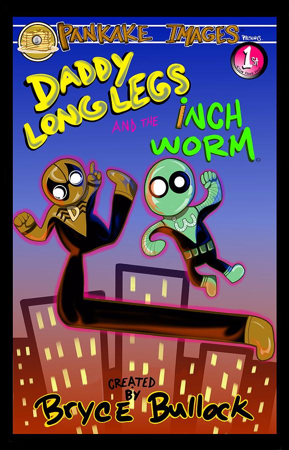Daddy Long Legs and the Inchworm #1 by Demitrius Motion Bullock