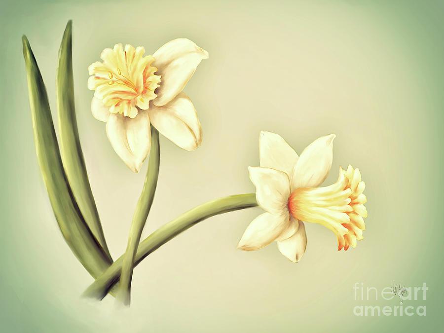 Daffodils by Lois Bryan