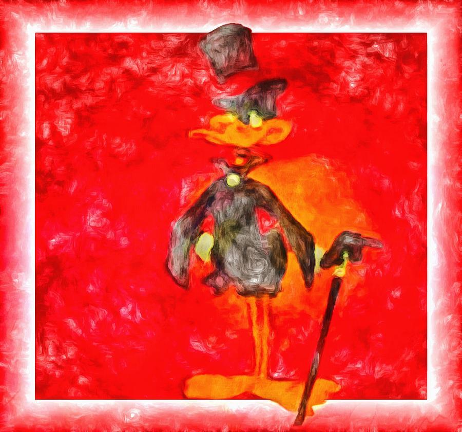 Daffy Debonaire by Mario Carini