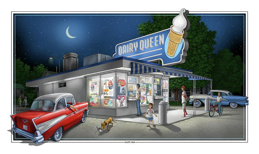 Dairy Queen by Scott Ross