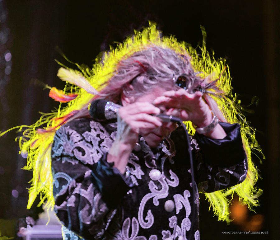 Dale Bozzio 6 by Denise Dube