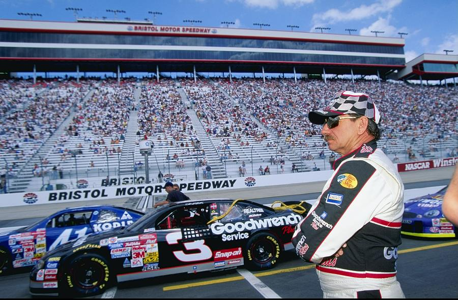 Dale Earnhardt 3 Photograph by Jamie Squire