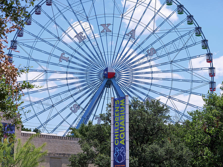 Dallas Texas Fair Park 072619 by Rospotte Photography