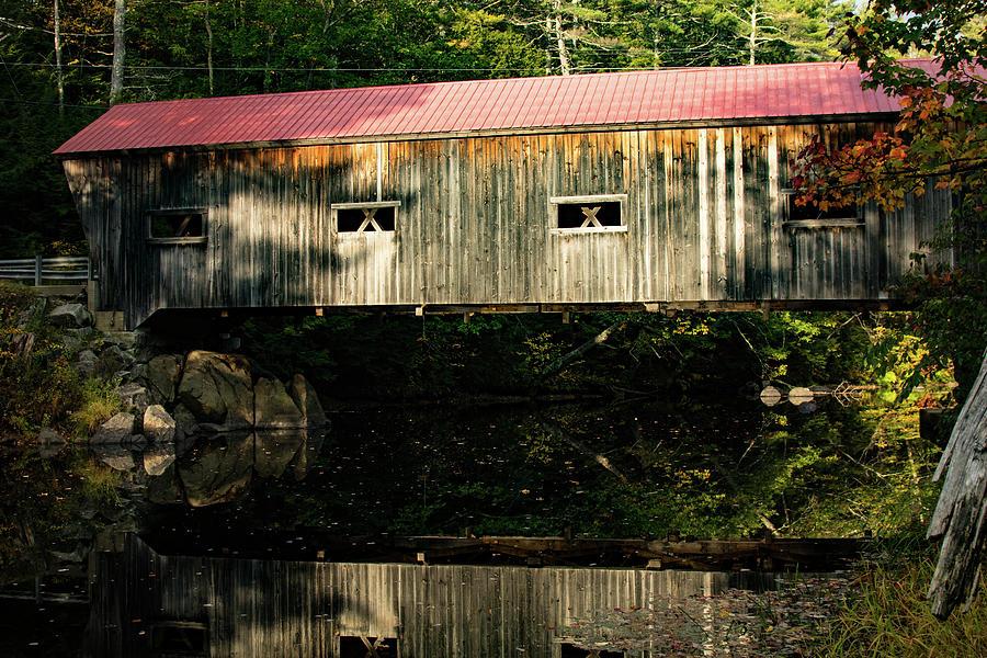 Dalton Covered Bridge by Jeff Folger