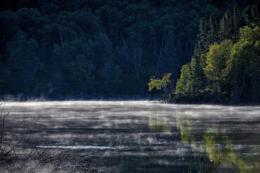Dam Lake by Doug Gibbons