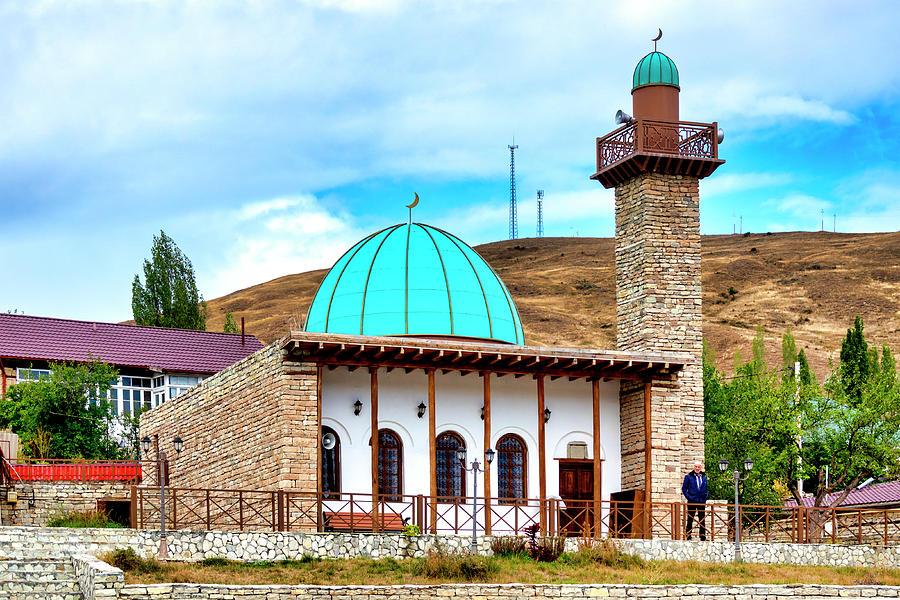 Damirchi mosque by Fabrizio Troiani