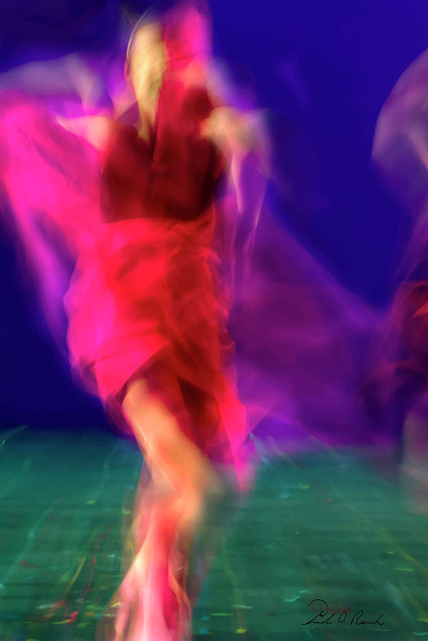 Dance Experiment I by Frederic A Reinecke