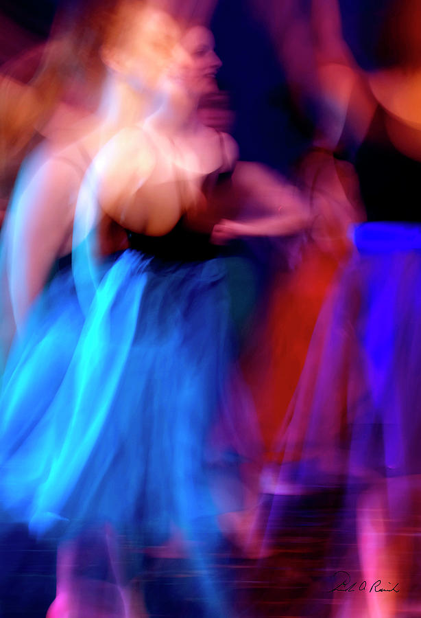 Dance Experiment II by Frederic A Reinecke