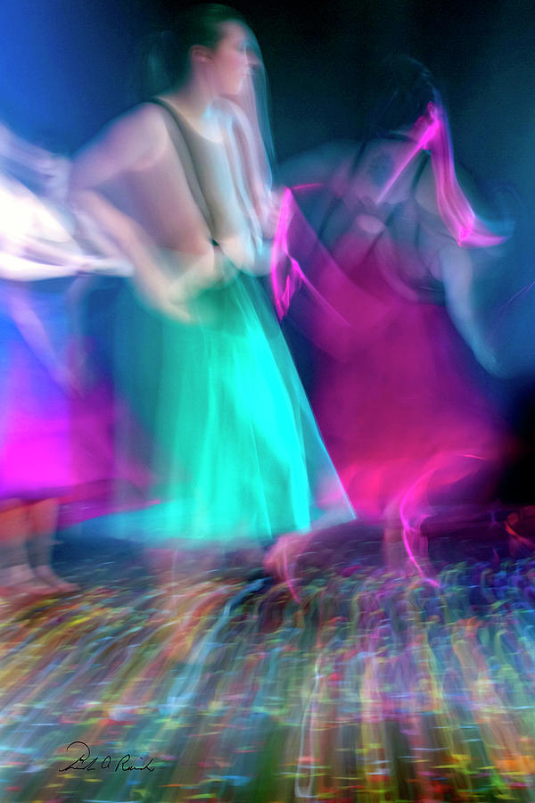 Dance Experiment III by Frederic A Reinecke