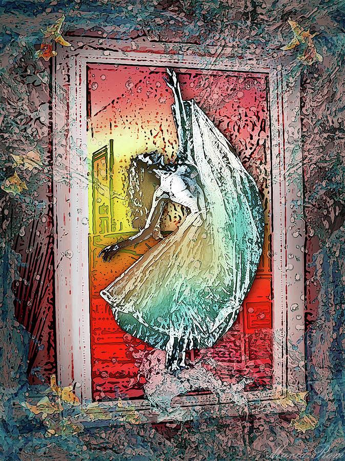 Dance mirror underwate by MARIA ROM