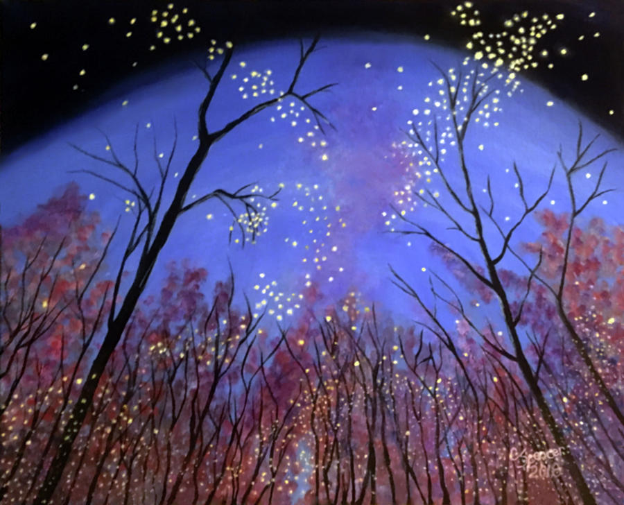 Dance of the Fireflies by Connie Spencer