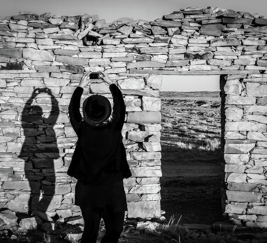 New Mexico Photograph - Dance of the Photographer by Candy Brenton
