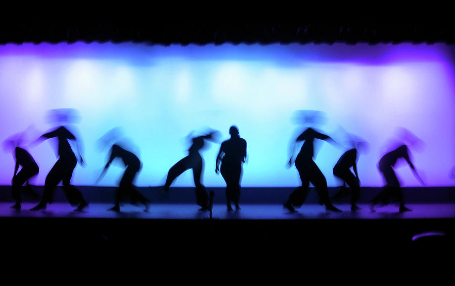 Dance Theater Photograph by Dansin