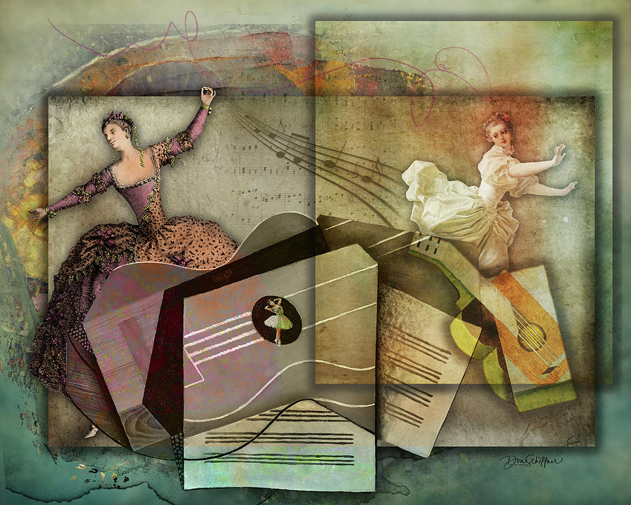 Dance To The Music by Don Schiffner