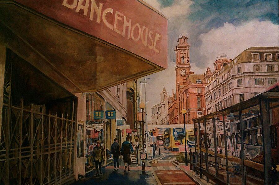 Dancehouse, Manchester by Rosanne Gartner