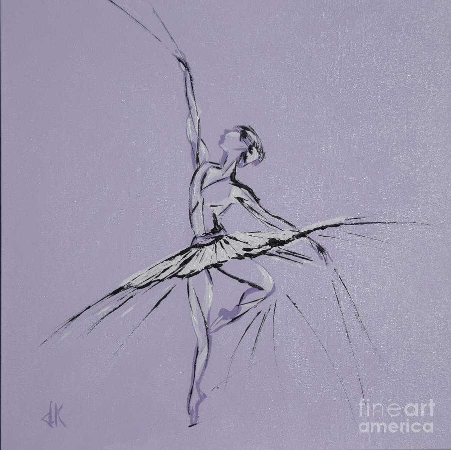 Dancer #1 by David Keenan