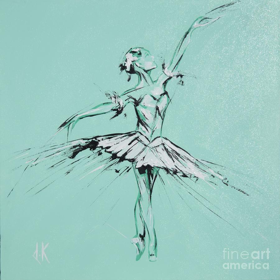 Dancer #2 by David Keenan