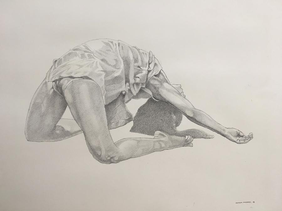 DANCER III by Hernan Miranda