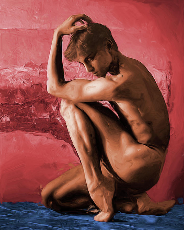 Dancer by Nude Male Art