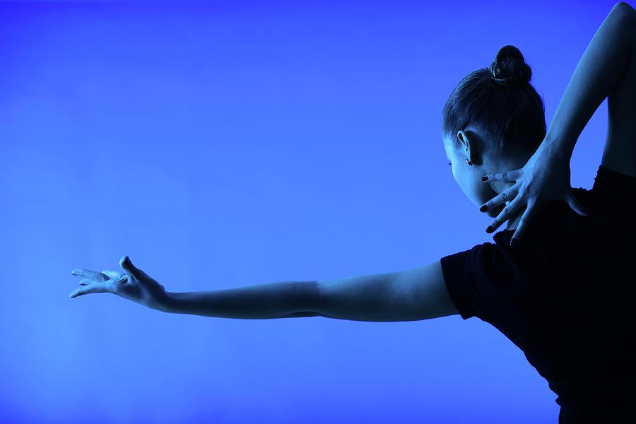 Dancer Photograph by Oleg66